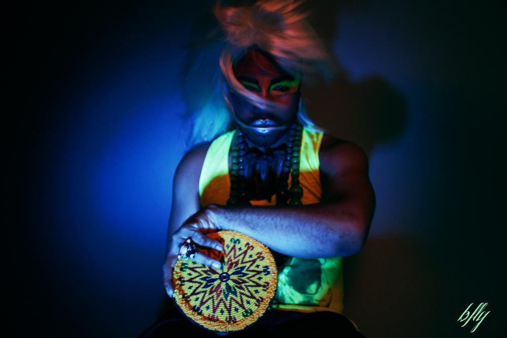neon voodoo