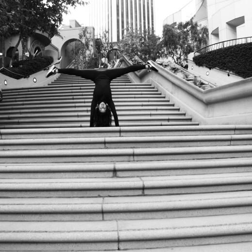 stair split